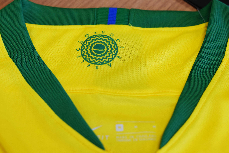 fake brazil jersey